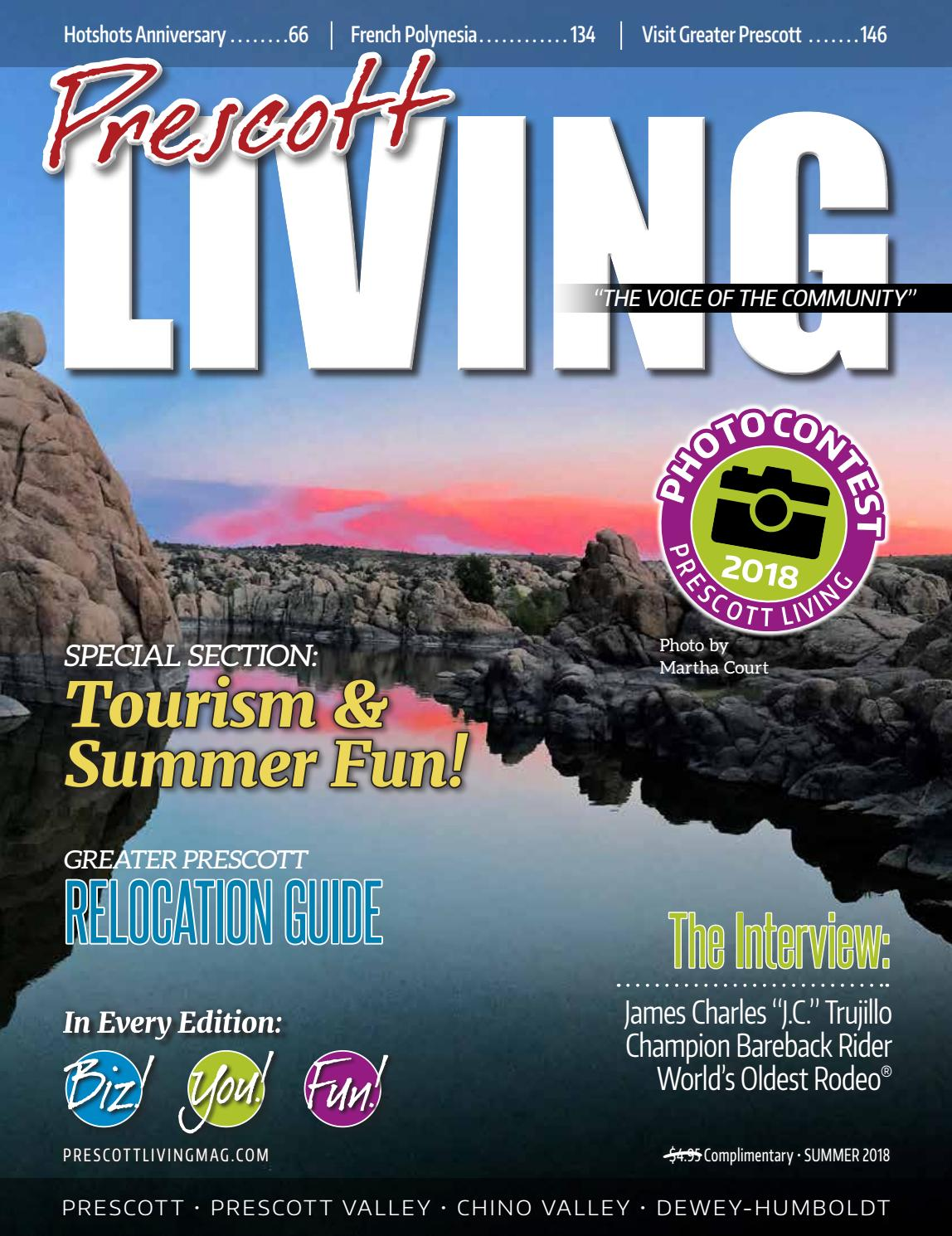 Prescott LIVING Magazine by ROX Media