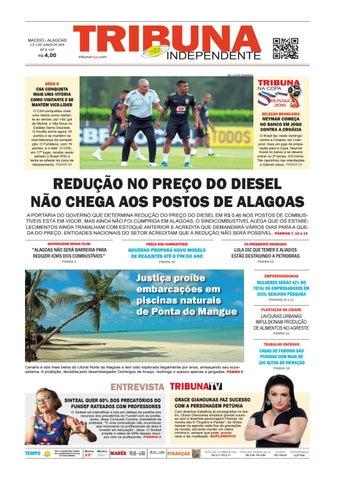 241b8a513 Edição número 3157 – 2 e 3 de junho de 2018 by Tribuna Hoje - issuu