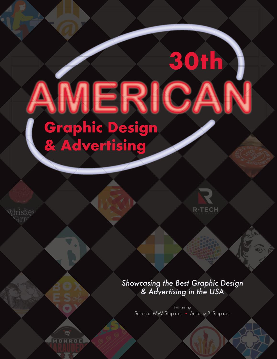American Graphic Design & Advertising 30 / AGDA 30 by