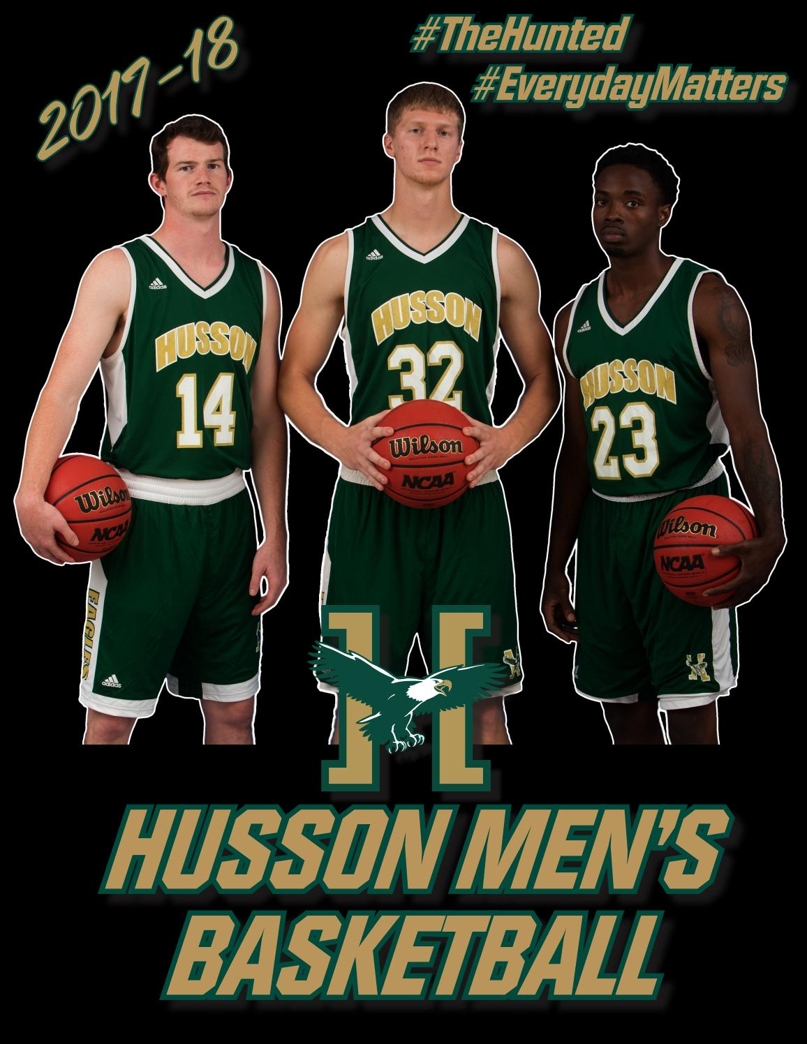 79db4d9085a 2017-18 Husson Men s Basketball Media Guide by Husson Eagles - issuu