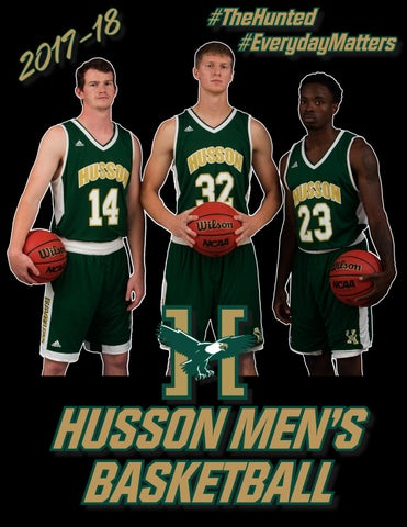 6413ed51b30c 2017-18 Husson Men s Basketball Media Guide by Husson Eagles - issuu