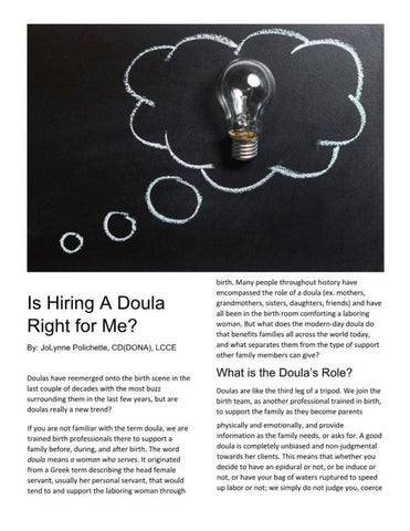 Page 27 of Is Hiring a Doula Right for Me