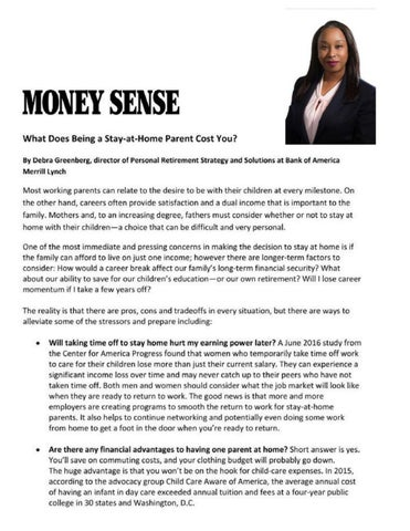Page 41 of What Does Being a Stay-at-Home Parent Cost You?