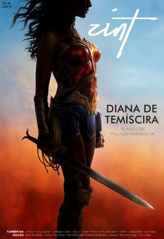 60a12db19 ZINT ⋅ Edição  1  Diana de Temíscira by ZINT - issuu