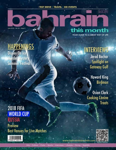 f3b246de2fb Bahrain This Month - June 2018 by Red House Marketing - issuu