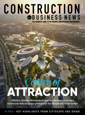 Construction Business News June 2018