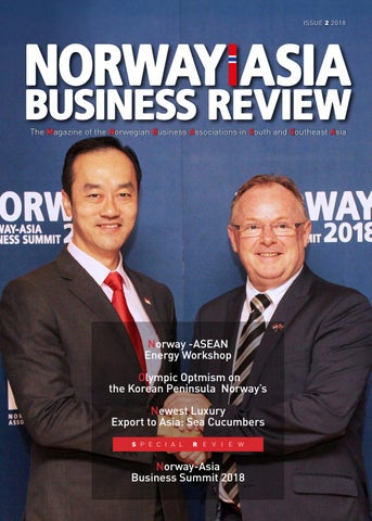 e9c1cf78f41a Norway-Asia Business Review 2018-02 by Thai-Norwegian Chamber of ...