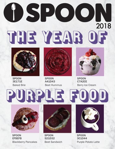 90c536b7f9 Spoon Magazine 2018 by Spoon University at Northwestern - issuu