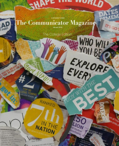 Edition 2 2017-2018 by The Communicator - issuu