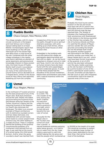 Page 15 of Top 10 Ancient Sites of the Americas
