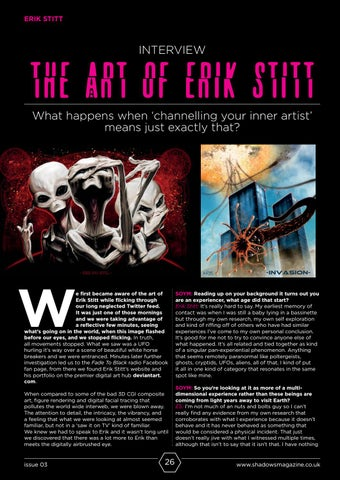 Page 26 of The Art of Erik Stitt