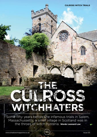 Page 63 of Culross Witch Haters