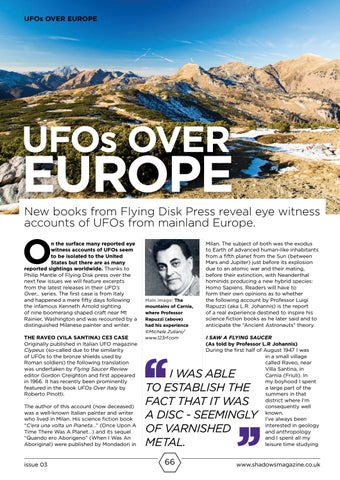 Page 66 of UFO's Over Europe - Part 1