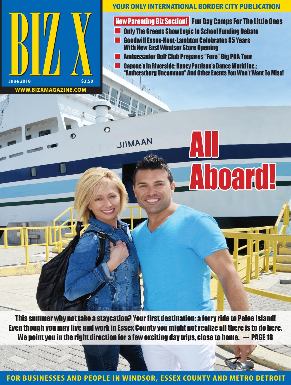 63b5f20c2adacc Biz X Magazine June 2018 by Biz X magazine - issuu