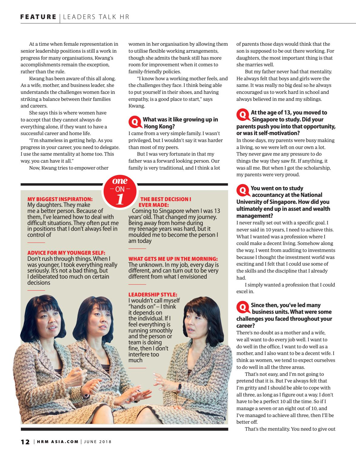 HRM June 2018 Breaking The Mould by HRM Asia - issuu