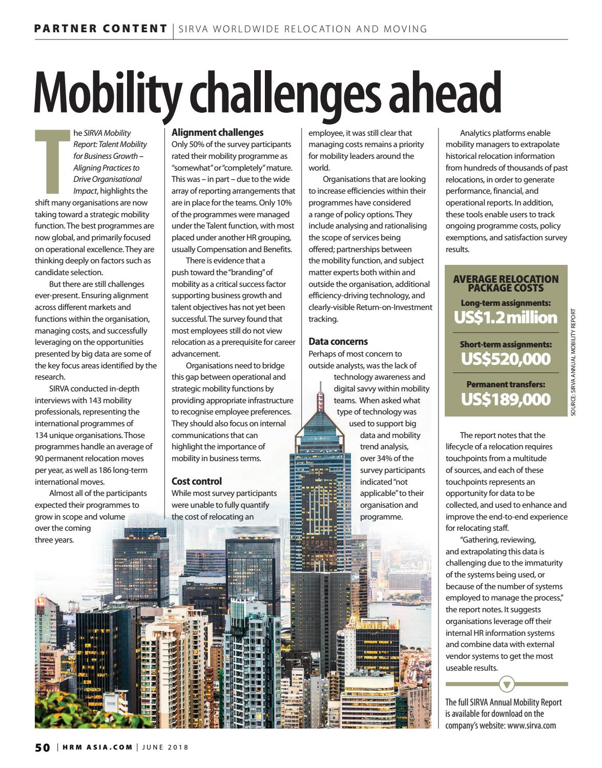 hrm june 2018 breaking the mould by hrm asia issuu