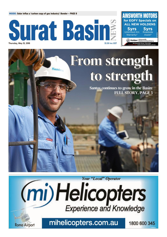 Surat Basin News By Nrm Custom Publishing Issuu Gibson Ripper Wiring Harness