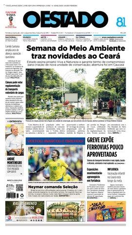 04 06 2018 - Edição 23289 by Jornal O Estado (Ceará) - issuu 401a28fb8b55e