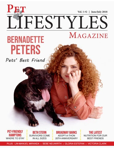b4adf702d5 Pet Lifestyles Magazine - June July 2018 by New York Lifestyles ...