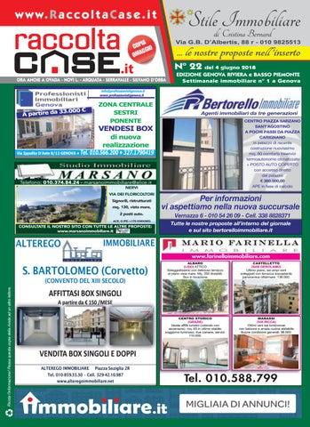Raccoltacase Genova 22 - 2018 by sandro acchiardi - issuu