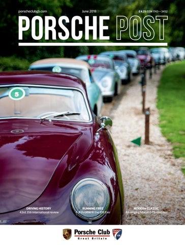 Porshe Post June 2018 By Porsche Club Great Britain Issuu