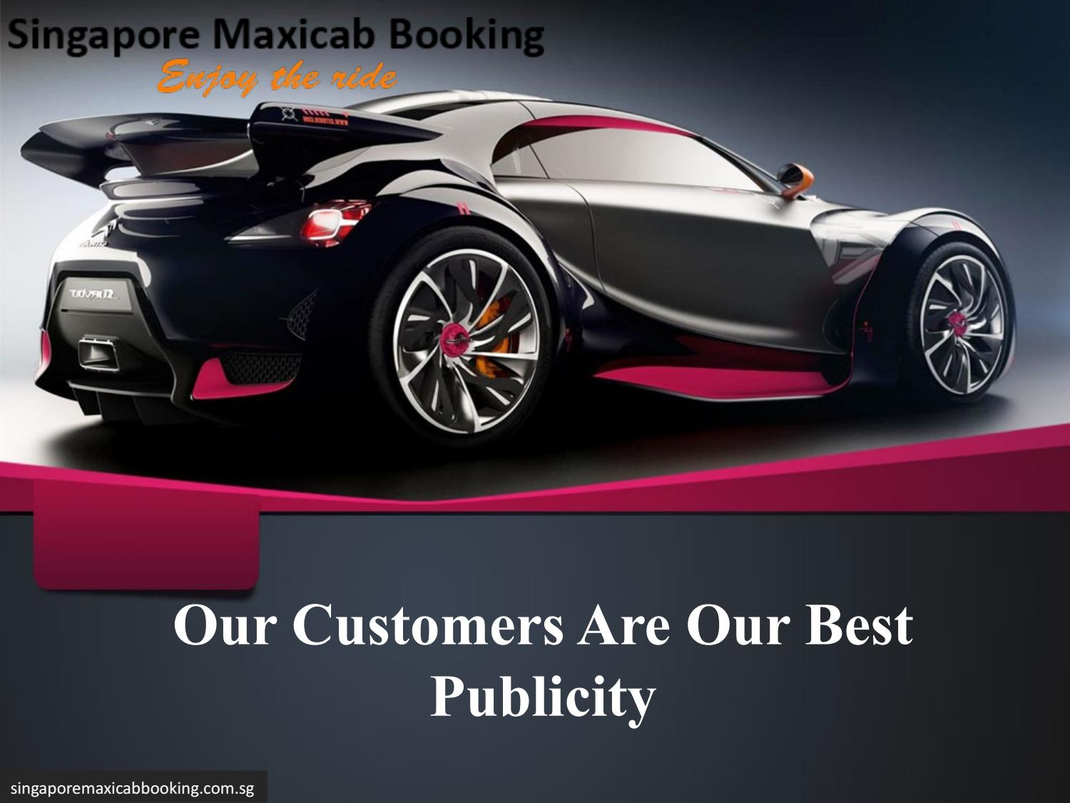 Our customers are our best publicity