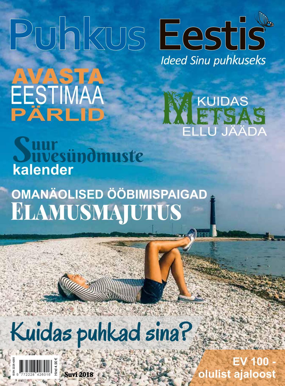 b3bf6aa2bf5 Puhkus Eestis 2018 by Puhkus Eestis - issuu