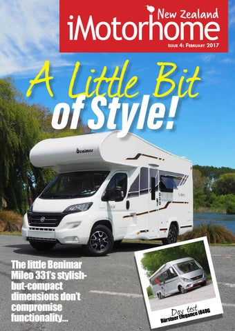 9d45eac253e2f6 iMotorhome New Zealand Issue 4 - Feb 2017