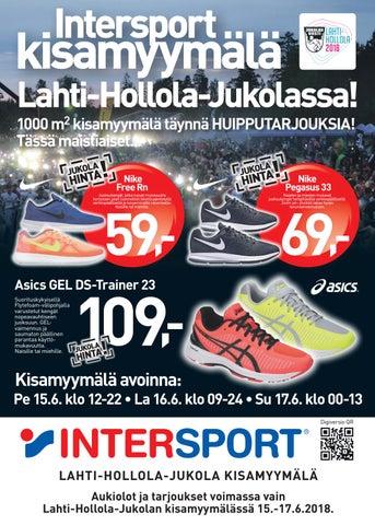 Intersportin kisamyymälän huipputarjouksia Lahti-Hollola-Jukolassa ... f80d6e38c7