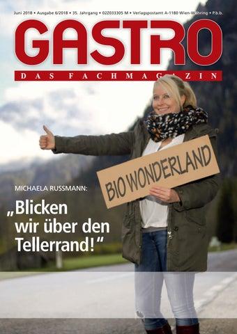 GASTRO Das Fachmagazin 06/18 By GASTRO Das Fachmagazin   Issuu