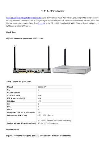 C1111-8P Datasheet by Genevicost - issuu