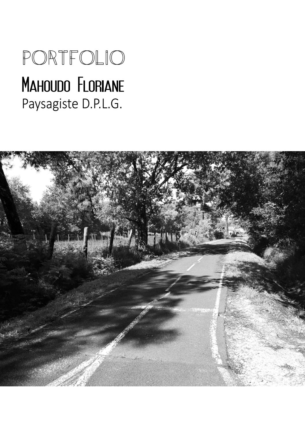 portfolio mahoudo floriane paysagiste dplg by flomahoudo