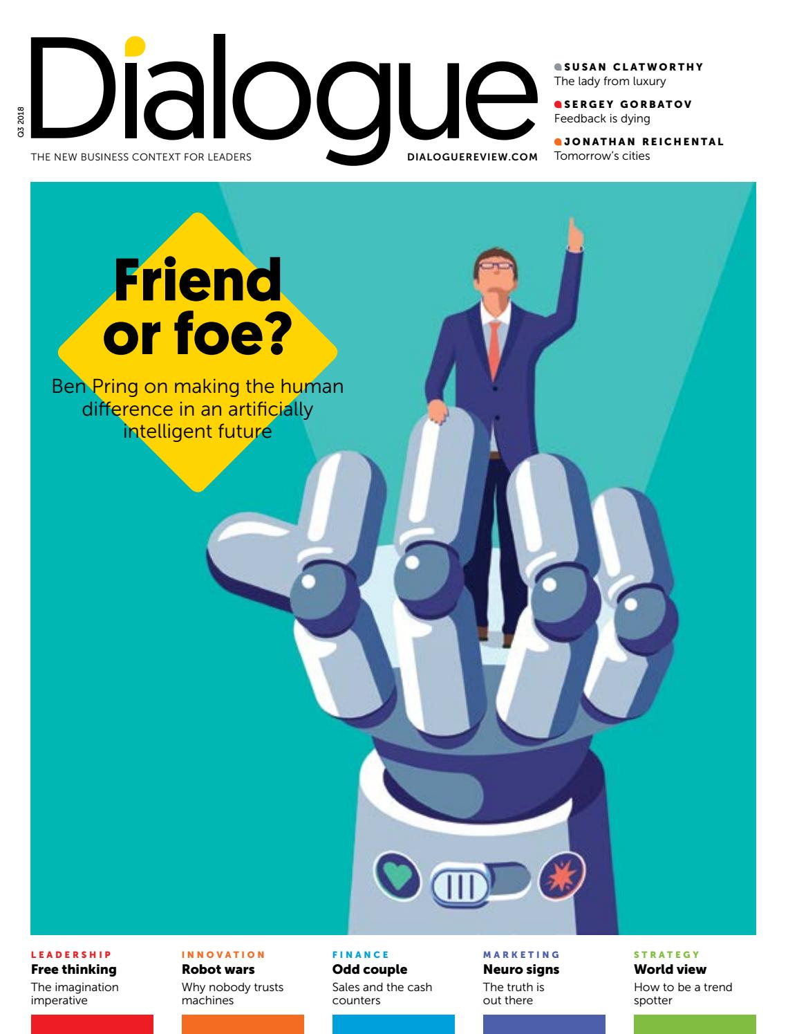 Dialogue Q3 2018 by Dialogue - issuu