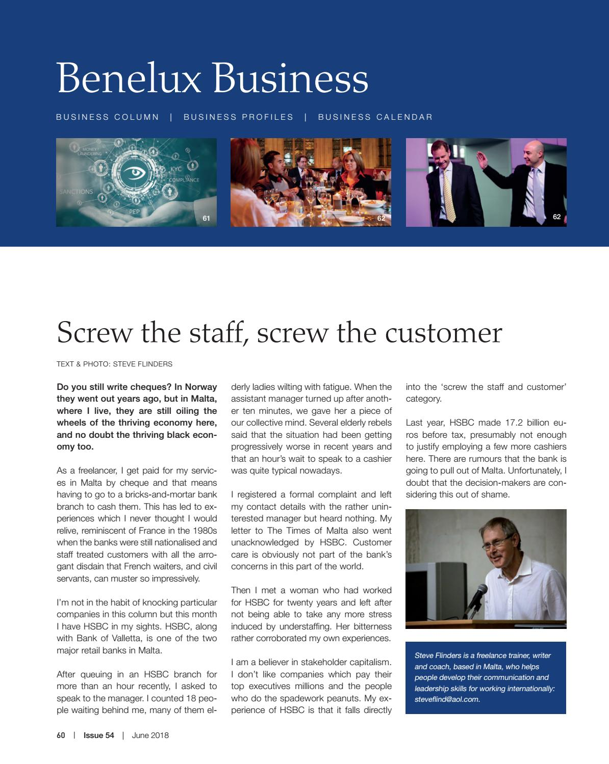 Discover Benelux, Issue 54, June 2018