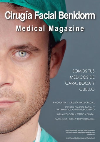 Cirugía facial benidorm medical magazine issuu by ... 1daa3122afb6