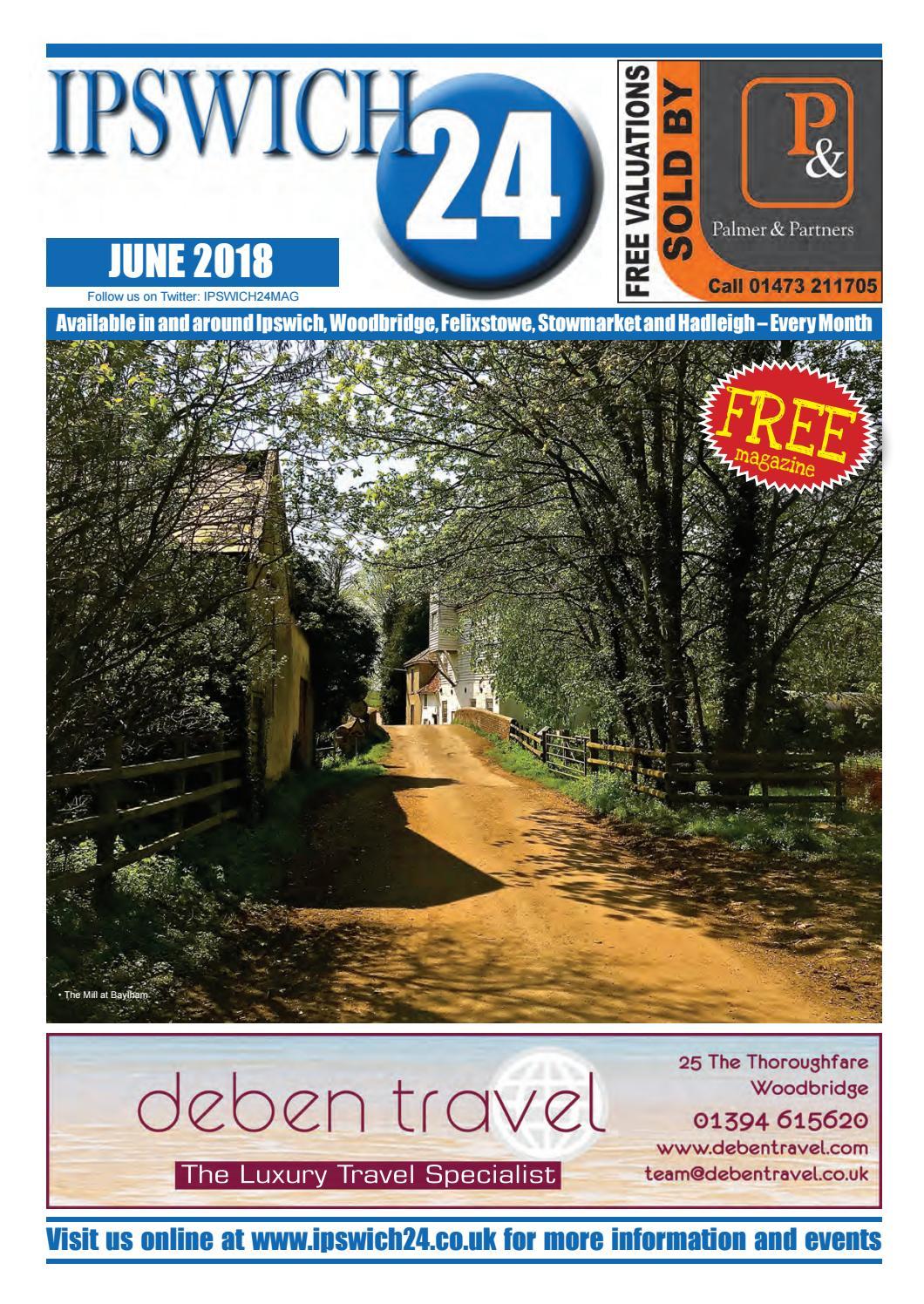 Ipswich24 June 2018 By Ipswich24 Magazine Issuu