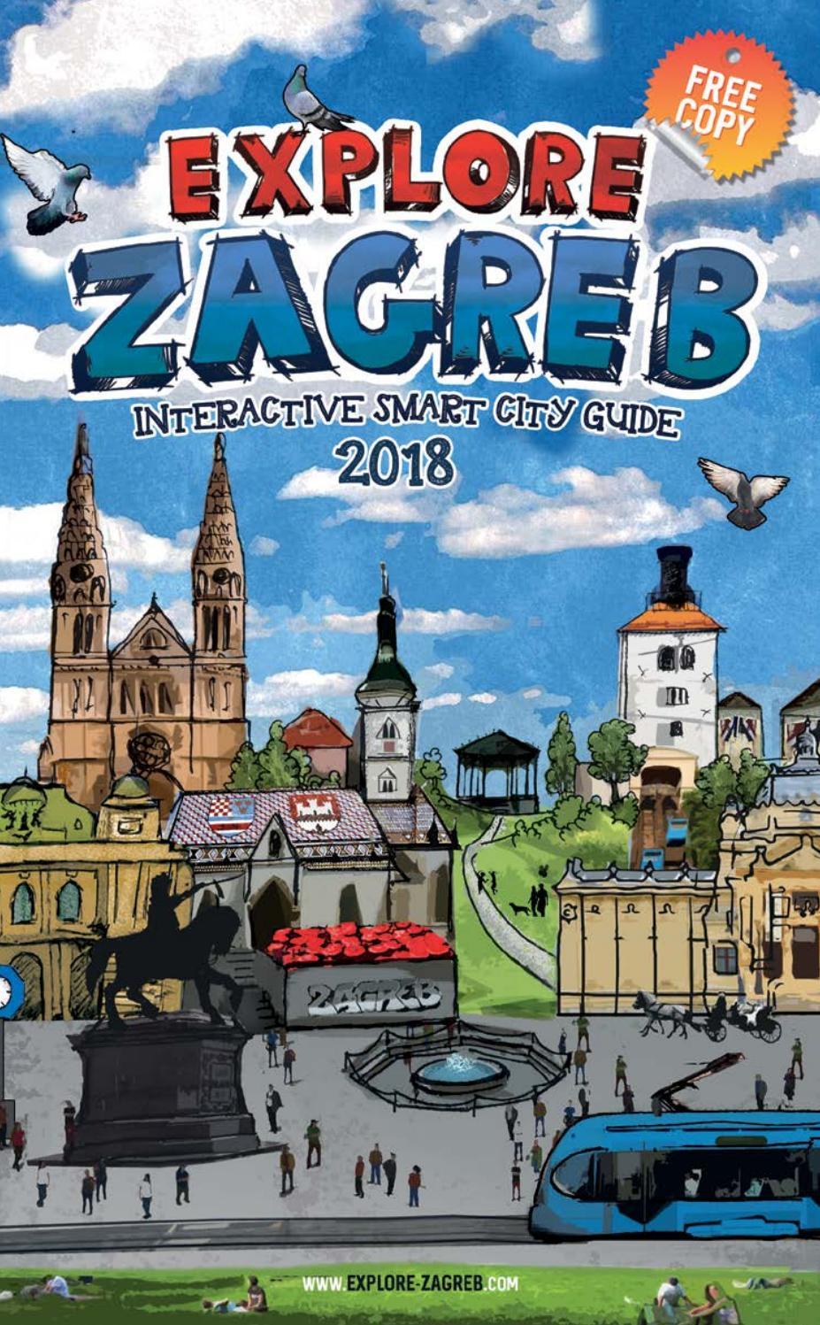 Explore Zagreb 2018 By Ivica Matas Issuu