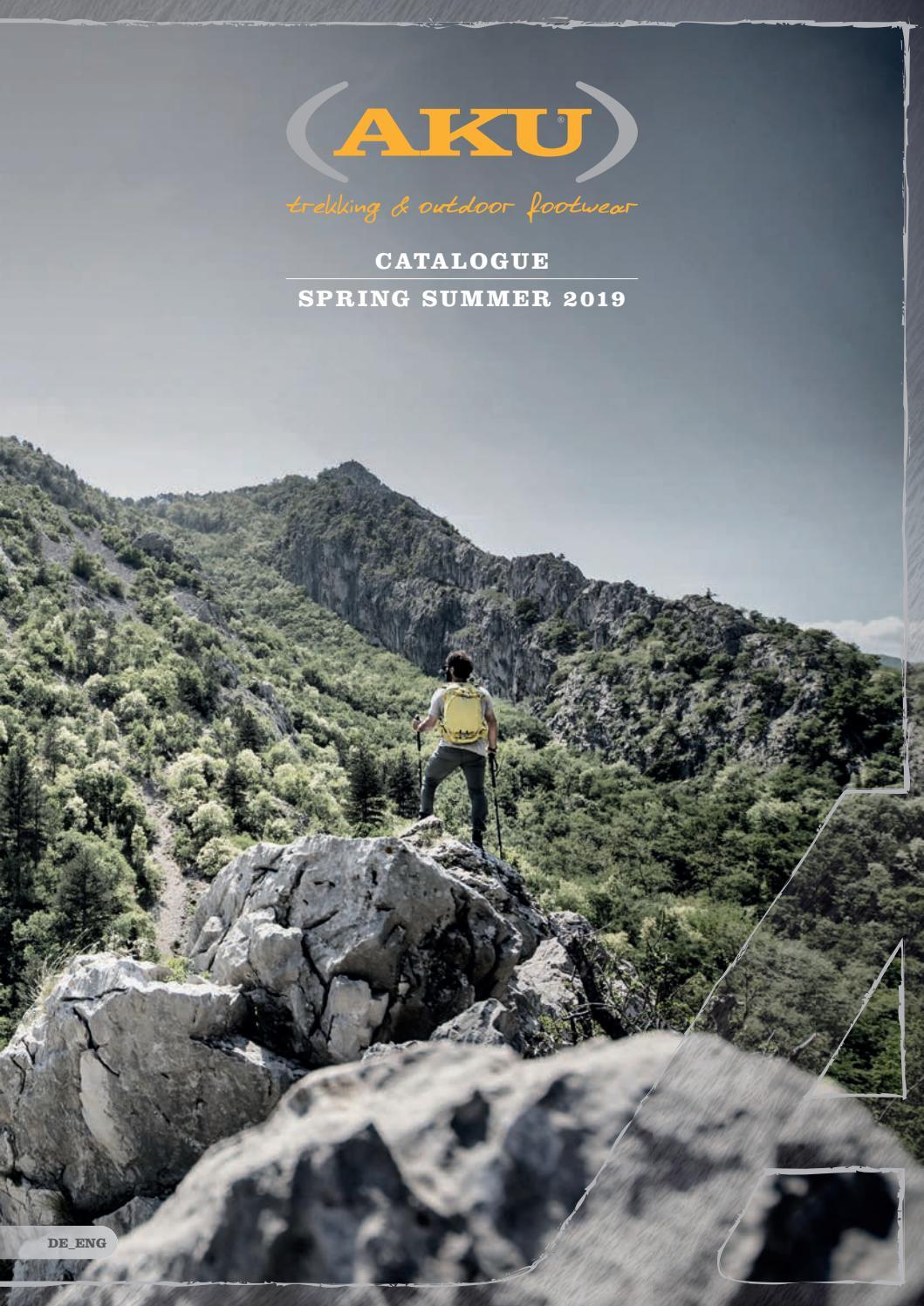 amp;outdoor Ss19 Workbook Eng By Trekking Issuu De Aku Footwear N8nwm0
