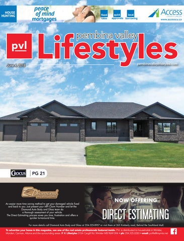 Lifestyles - June 4, 2018 by Pembina Valley Lifestyles - issuu