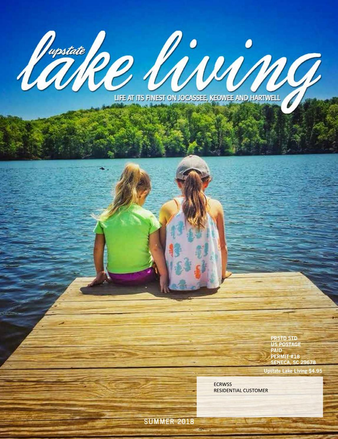 Upstate Lake Living Summer 2018 by EDWARDS PUBLICATIONS - issuu