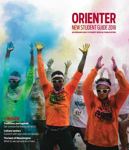Orienter 2018 By Indiana Daily Student Specials Guides Issuu