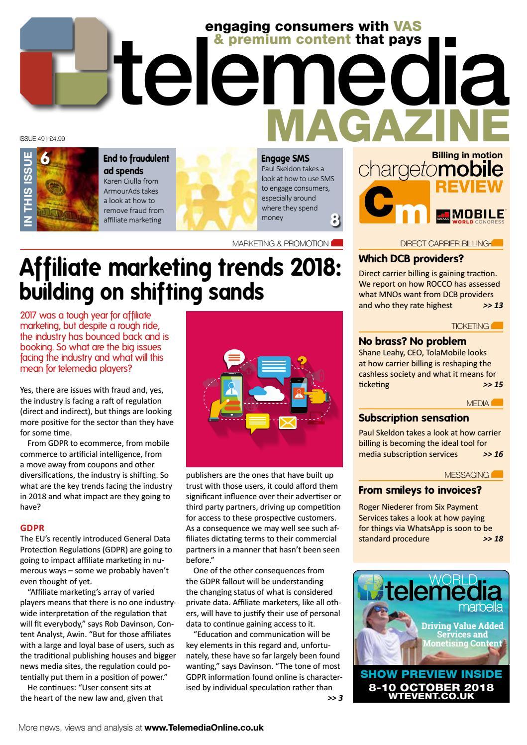 Telemedia Magazine Issue By Annika Micheli Issuu - Invoice maker free download rocco online store