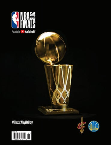 detailed look 7c1b7 e2efa NBA Finals 2018 by HOOP - issuu