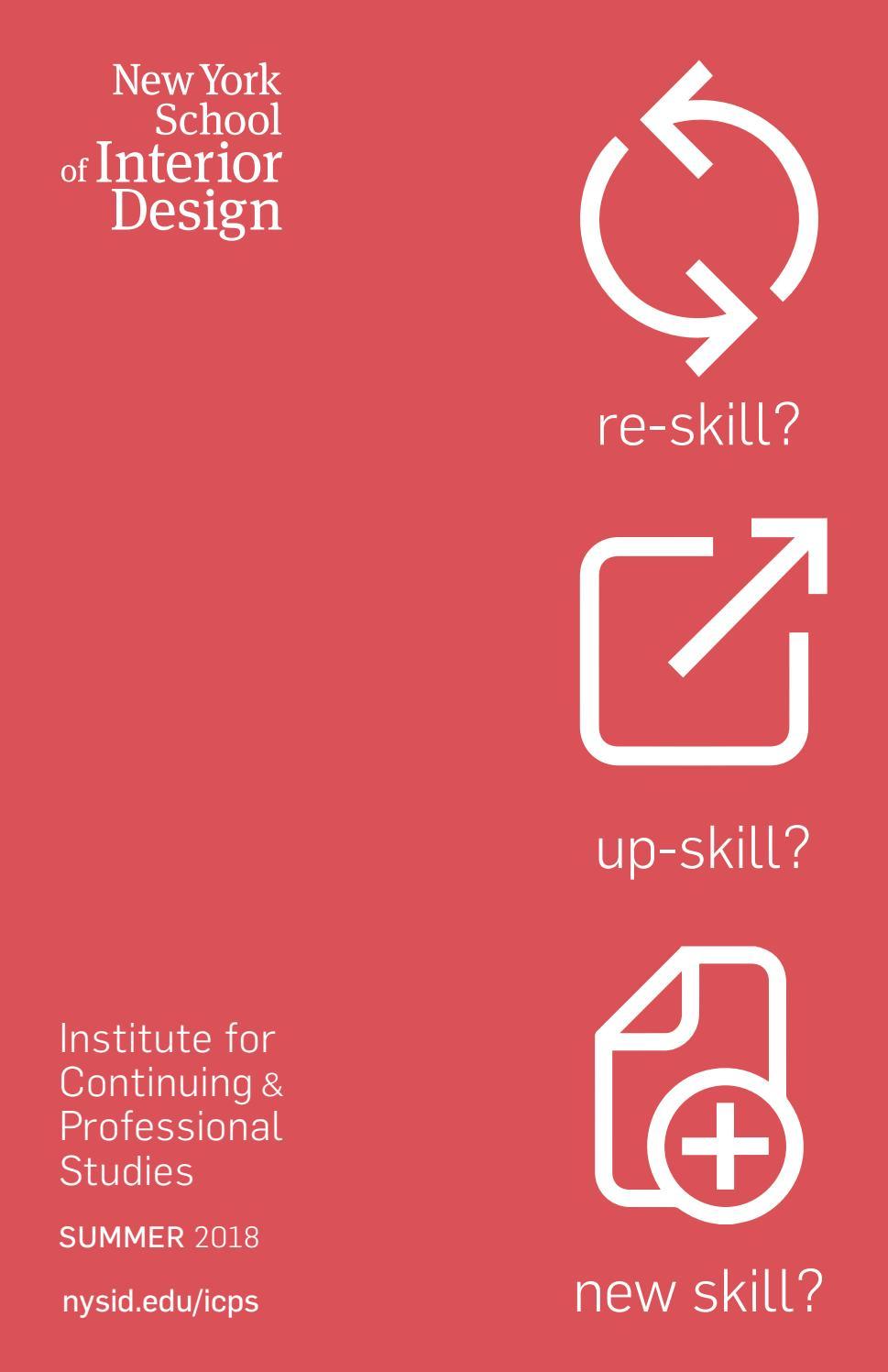Summer 2018 Institute for Continuing & Professional ...