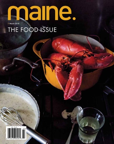 b7d28a17 Maine magazine March 2018 by Maine Magazine - issuu