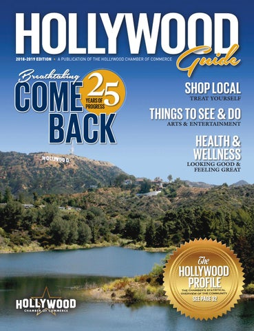 The Hollywood Community Guide & Business Profile 2018-19 by