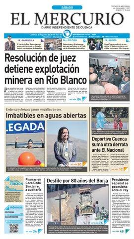 hemeroteca 02-06-2018 by Diario El Mercurio Cuenca - issuu d4ff5aaa2d9