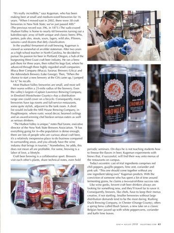 Page 45 of Craft Brews: Going with the Flow