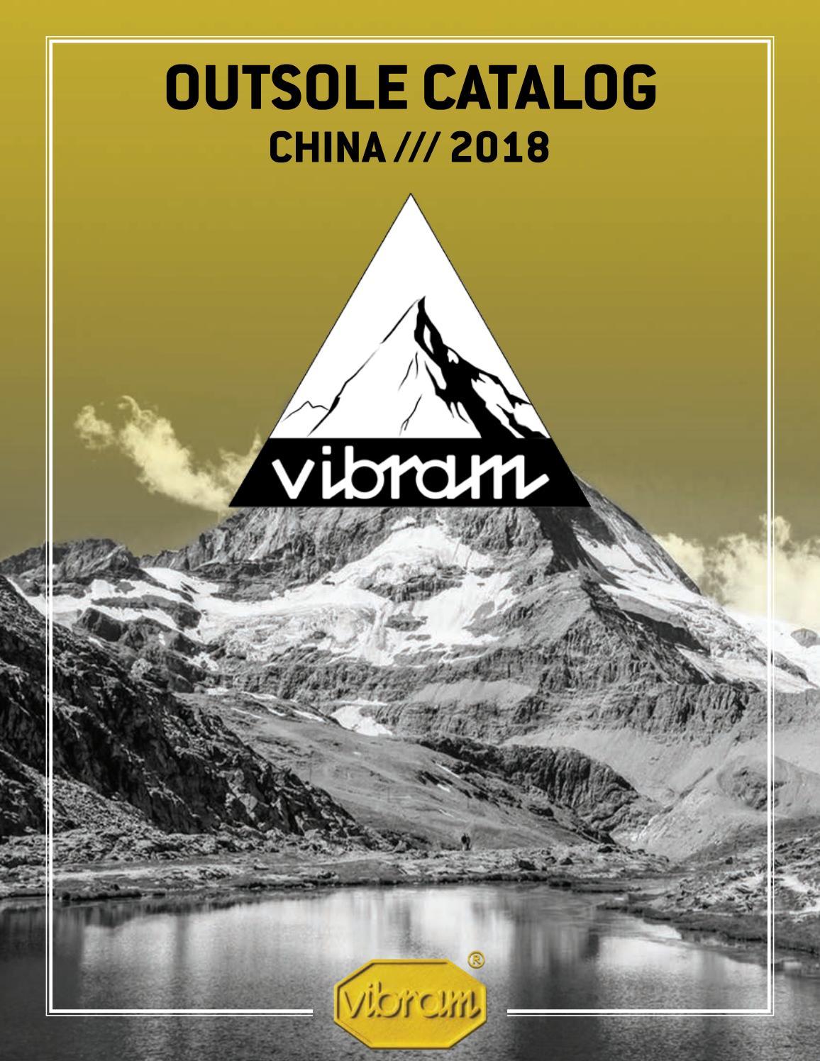 Vibram Outsole Catalog June 2018 by Vibram® issuu