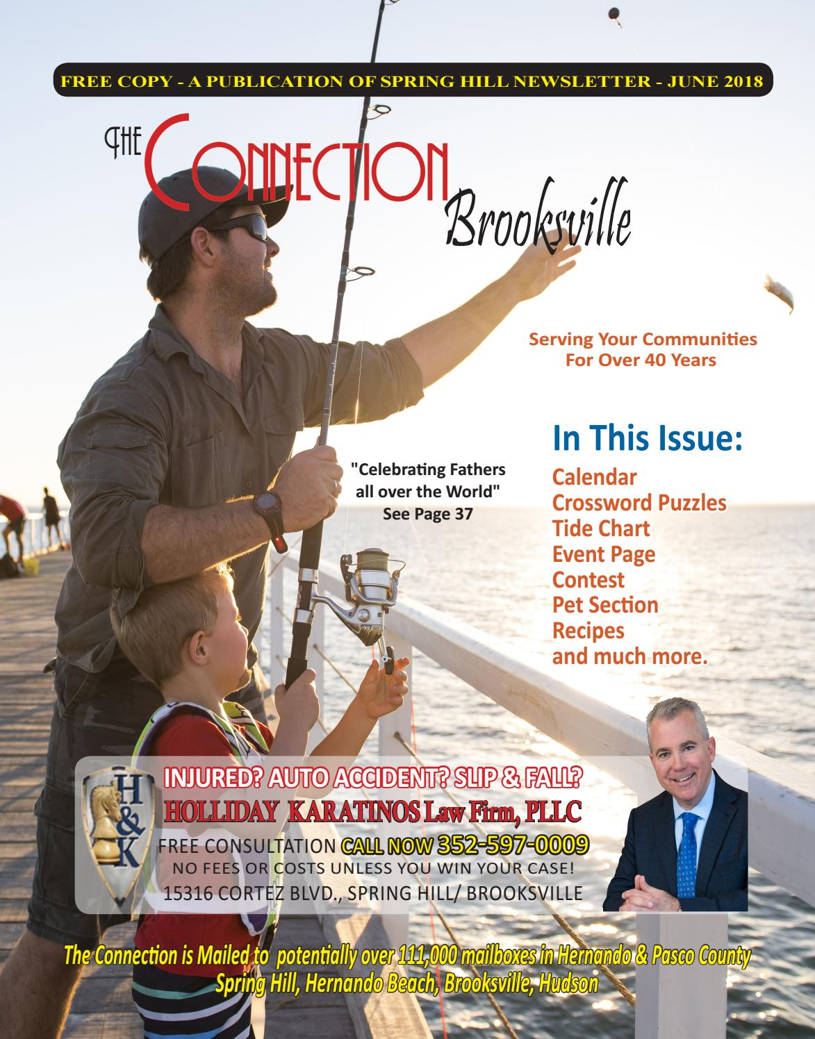 4a2038fc42e0 Brooksville Connection June 2018 by The Connection Magazine ...